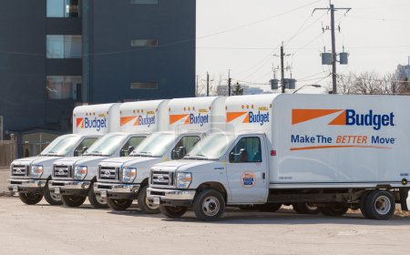 Budget Rental Truck Company