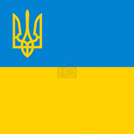 National flag   of Ukraine