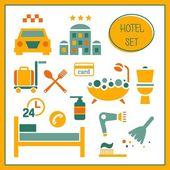 Hotel elements set