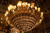 The magnificent majestic chandeliers of  Muhammad Ali