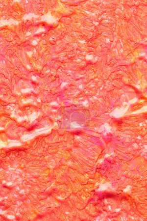 Abstract paint texture