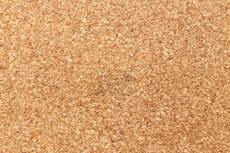 Texture of cork close up