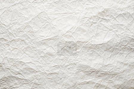Photo pour Texture du papier froissé - image libre de droit