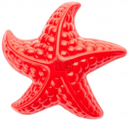 Sand toy starfish