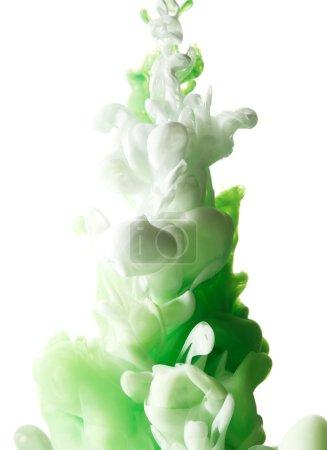 Abstract paint splash