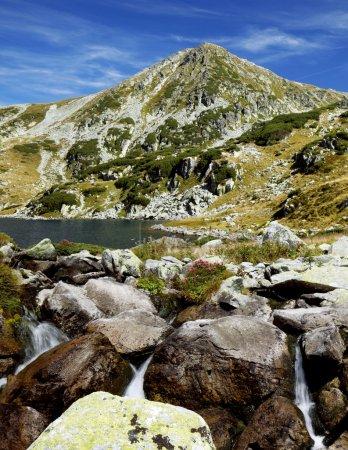 Photo for Amazing mountain landscape in Retezat national park - Royalty Free Image
