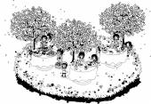 Cafe of the Cherry Blossom