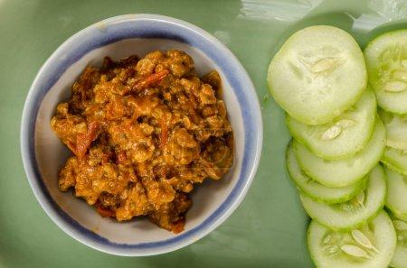 Thai northern spicy dip