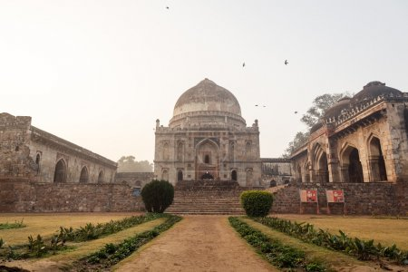 Lodi Gardens in Delhi, India