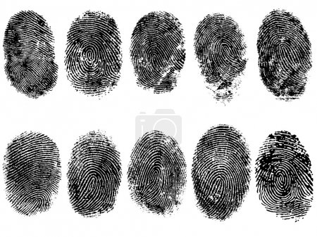 10 FingerPrints