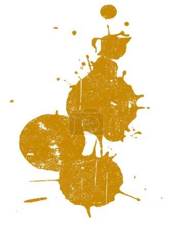 Grunge Splat 3