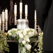 Religion, death and dolor - funeral and cemetery; ...