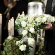 Religion, death and dolor  - funeral and cemetery;...