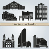 San Jose landmarks and monuments