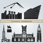 Coventry landmarks and monuments