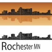 Rochester MN skyline