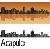 Acapulco skyline