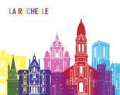 La Rochelle skyline pop