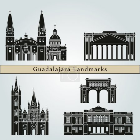 Guadalajara Landmarks and Monuments