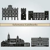Salamanca landmarks and monuments
