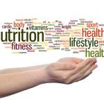 Concept or conceptual abstract health, nutrition o...