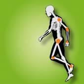 Anatomie člověka s bolestí