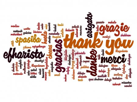 thank you word cloud