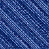 Seamless pattern with irregular stitch lines