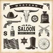 Vintage Western Set