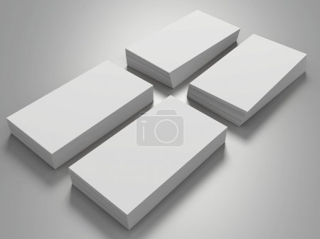Visit cards business template
