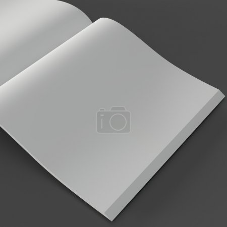 Photo for Template business for branding. High resolution. 3D - Royalty Free Image