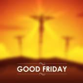 Ukřižování Ježíše Krista na velký pátek