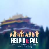 Pomoc Nepálu zemětřesení roku 2015