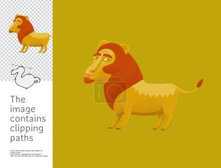 Lion, Dodo collection