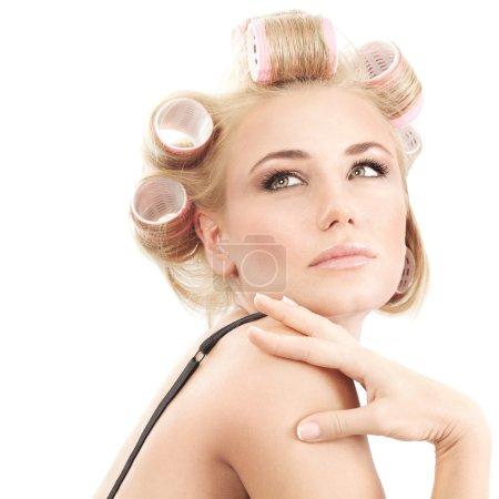 Luxury beauty salon