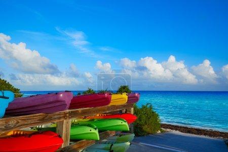 Florida Keys kayaks Bahia Honda Park US