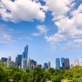 Central Park Manhattan New York US
