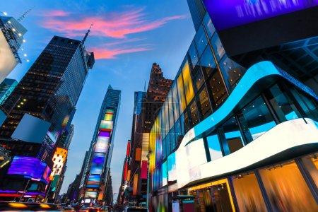 Photo pour Times Square Manhattan New York supprimé toutes les annonces, nous - image libre de droit