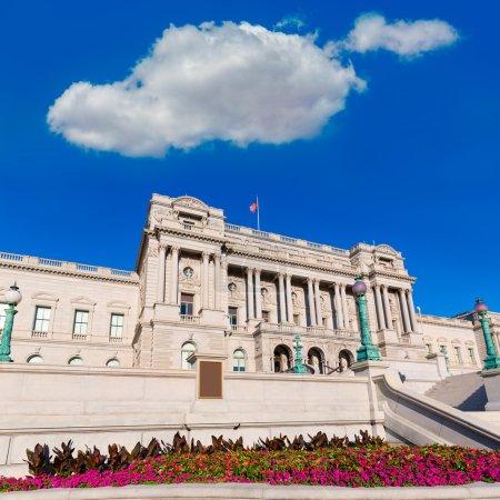 Library of Congress Thomas Jefferson Washington