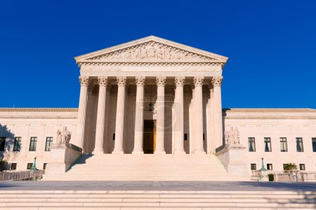 Supreme Court United states building Washington