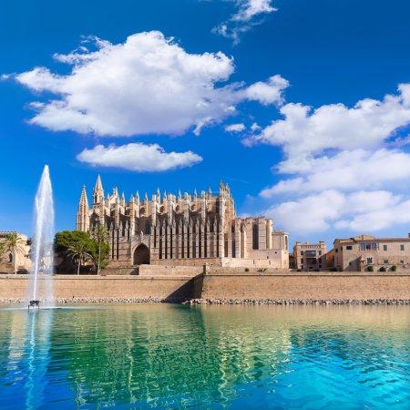 Majorca Palma Cathedral Seu Seo of Mallorca