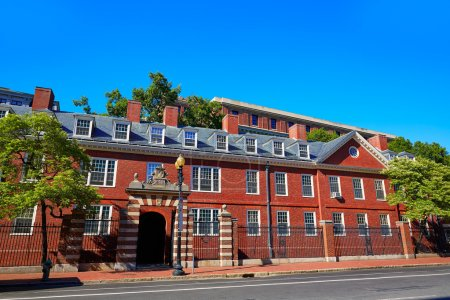Universidad de Harvard en Cambridge Massachusetts