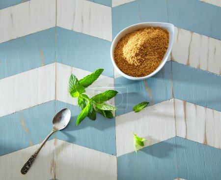green tea ingredients Moroccan style