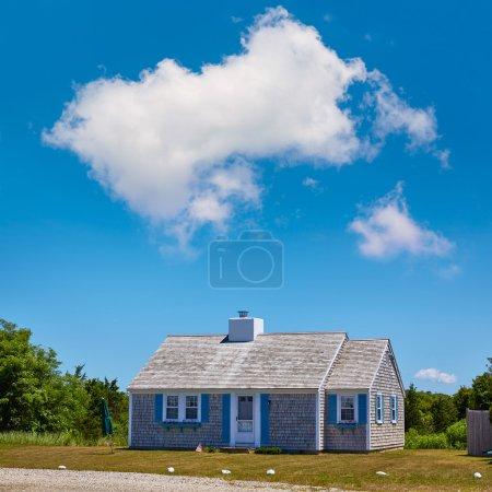 Cape Cod houses architecture Massachusetts US