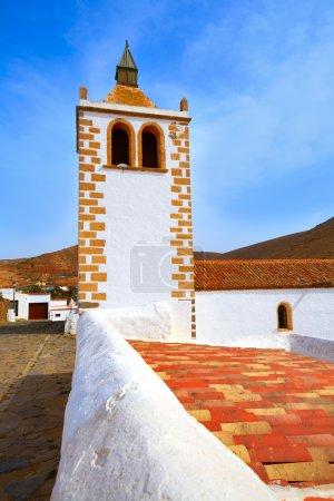 Betancuria Santa Maria church Fuerteventura