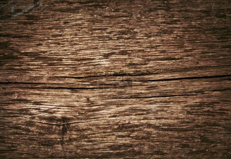 Photo for Texture of wood, pine wood dark background - Royalty Free Image