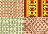 Seventies wallpapers style