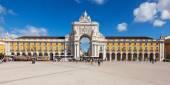 Commerce square - Praca do commercio in Lisbon