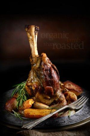 Lamb Shanks III