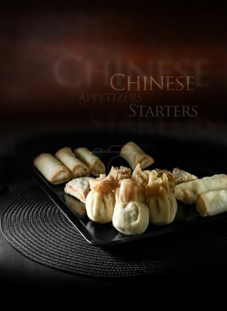 Chinese appetizers and starters